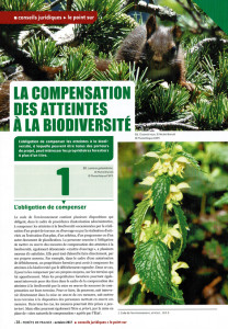 FdF 2017-607 p 38 Compensations environnementales