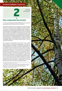 FdF 2017-607 p 39 Compensations environnementales