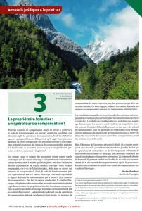 FdF 2017-607 p 40 Compensations environnementales